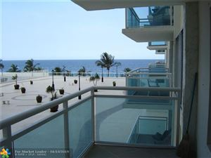 Photo of 3900 Galt Ocean Dr #214, Fort Lauderdale, FL 33308 (MLS # F10146449)