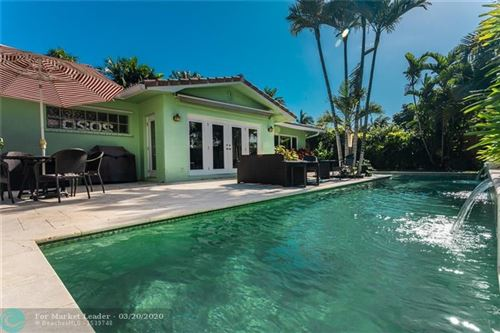 Photo of Listing MLS f10212449 in 1932 Coral Gardens Dr Wilton Manors FL 33306