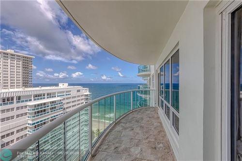 Photo of 3410 Galt Ocean Dr #1907N, Fort Lauderdale, FL 33308 (MLS # F10245449)