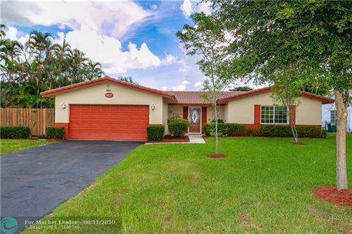 Foto de inmueble con direccion 3831 NW 108th Dr Coral Springs FL 33065 con MLS F10246449