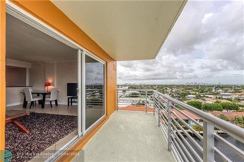 Photo of 2900 NE 30th Street #10G, Fort Lauderdale, FL 33306 (MLS # F10297449)