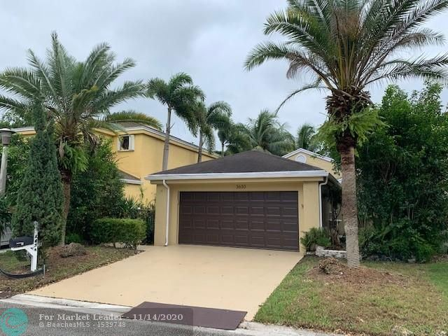 3630 NW 20th St, Coconut Creek, FL 33066 - #: F10258449