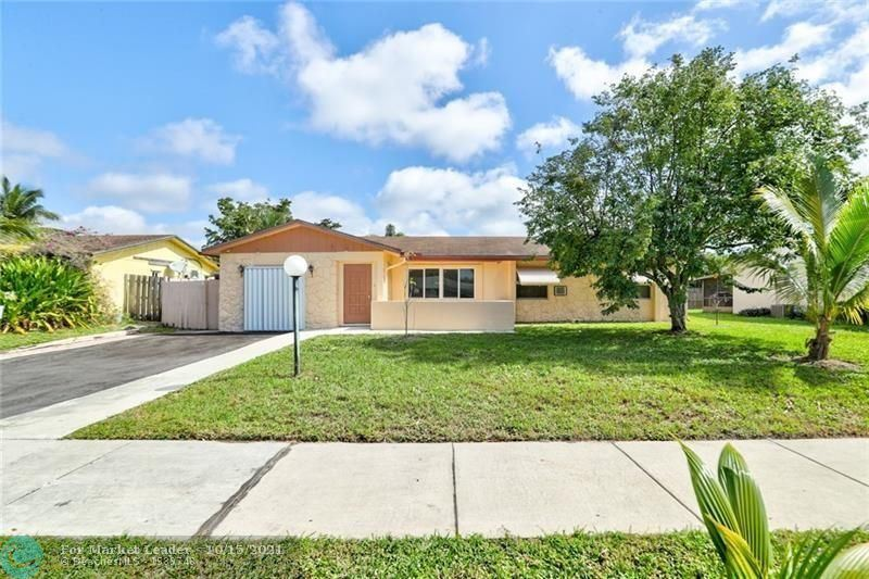 Photo of 6750 NW 27th Way, Fort Lauderdale, FL 33309 (MLS # F10304449)