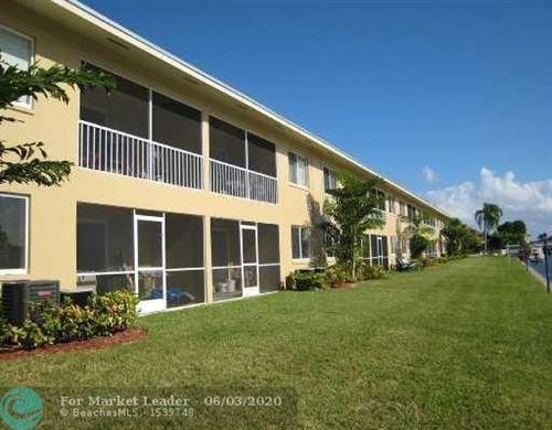 Photo of 912 Pine Dr #109, Pompano Beach, FL 33060 (MLS # F10203451)