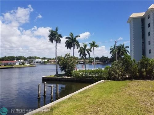 Photo of 1839 Middle River Dr #100, Fort Lauderdale, FL 33305 (MLS # F10288452)