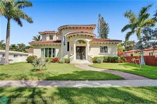 Photo of 1333 Madison St, Hollywood, FL 33019 (MLS # F10304452)