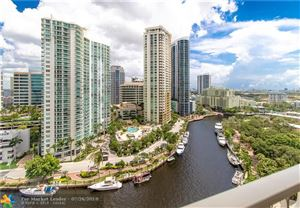 Photo of 511 SE 5TH AVE #1601, Fort Lauderdale, FL 33301 (MLS # F10128453)