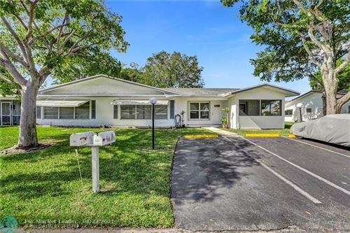 Photo of 1085 NW 83rd Ave #C44, Plantation, FL 33322 (MLS # F10267453)