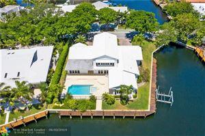 Photo of 2 COMPASS LN, Fort Lauderdale, FL 33308 (MLS # F1351453)