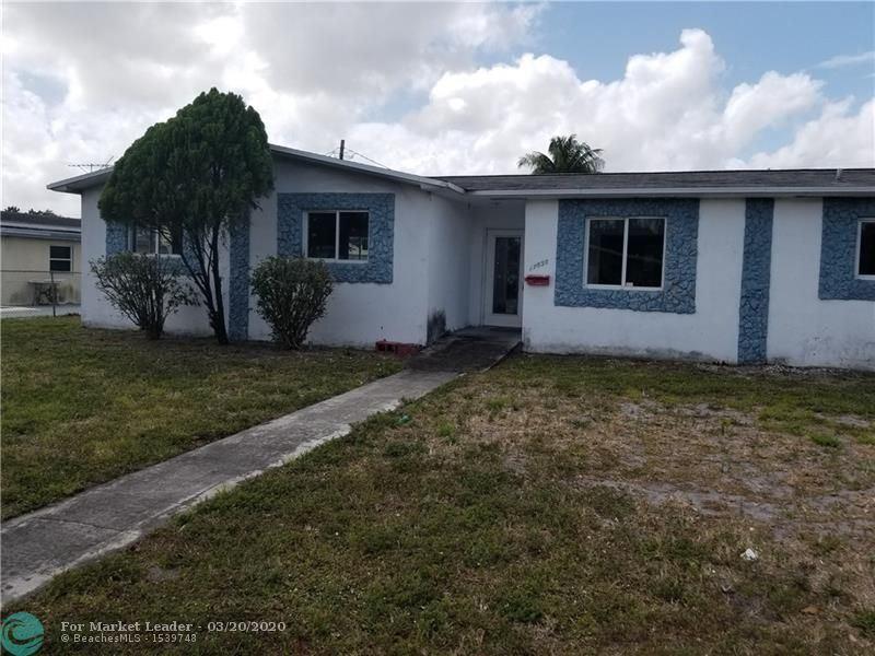 17830 NE 6th Ave, North Miami Beach, FL 33162 - MLS#: F10222453