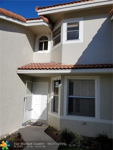Photo of Listing MLS f10213454 in 7316 Pinewalk Dr S Margate FL 33063