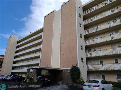 Photo of 1001 NE 14th Ave #201, Hallandale, FL 33009 (MLS # F10260454)