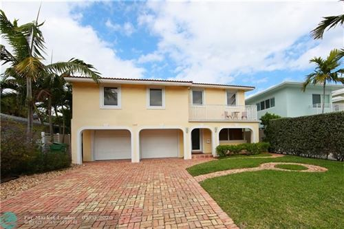 Foto de inmueble con direccion 3317 NE 16th Ct Fort Lauderdale FL 33305 con MLS F10219456