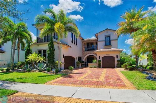 Photo of 9640 Eden Mnr, Parkland, FL 33076 (MLS # F10234456)