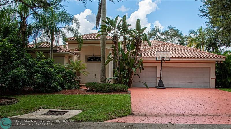 6111 NW 60th Ave, Parkland, FL 33067 - #: F10302457
