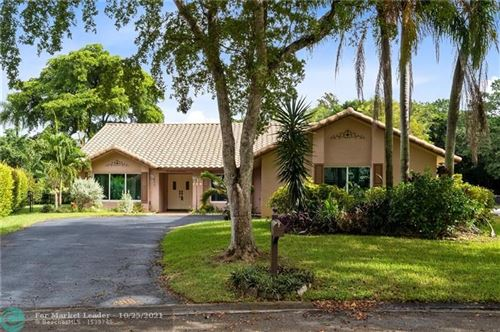 Photo of 8411 NW 3rd St, Coral Springs, FL 33071 (MLS # F10305458)