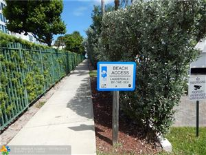 Photo of Listing MLS f10164459 in 1541 S Ocean Blvd #416 Lauderdale By The Sea FL 33062