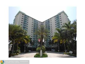 Photo of 3801 S Ocean Dr #4A, Hollywood, FL 33019 (MLS # F10192459)