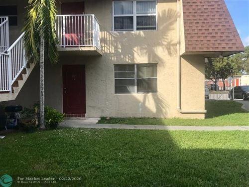 Photo of 4530 SW 54TH ST #105D, Dania Beach, FL 33314 (MLS # F10207459)