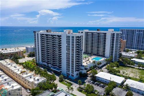 Photo of 531 N Ocean Blvd #905, Pompano Beach, FL 33062 (MLS # F10218459)