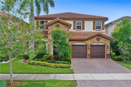 Photo of 10301 Lake Vista Ct, Parkland, FL 33076 (MLS # F10240459)