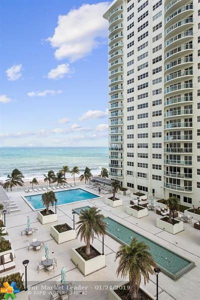 Photo for 3410 Galt Ocean Drive #508 N, Fort Lauderdale, FL 33308 (MLS # F10146459)