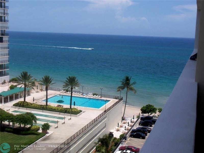 Photo of 4250 Galt Ocean Dr #9C, Fort Lauderdale, FL 33308 (MLS # F10259459)