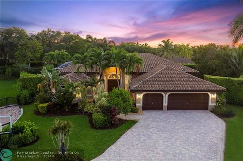 Photo of 10259 NW 62nd Ct, Parkland, FL 33076 (MLS # F10302460)