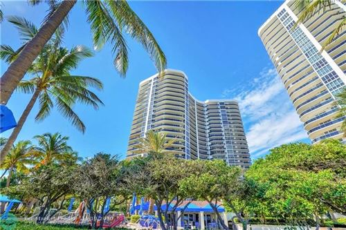 Photo of 3100 N Ocean Blvd. #1108, Fort Lauderdale, FL 33308 (MLS # F10258461)