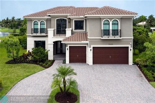 Photo of 10400 Sweet Bay Court, Parkland, FL 33076 (MLS # F10240462)