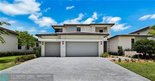 Photo of 10935 Estuary Dr, Parkland, FL 33076 (MLS # F10242462)