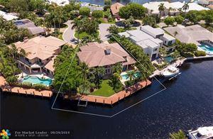 Photo of 41 COMPASS LN, Fort Lauderdale, FL 33308 (MLS # F10128463)