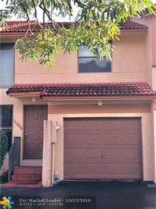 Photo of Listing MLS f10198463 in 11266 SW 11th St #139 Pembroke Pines FL 33025