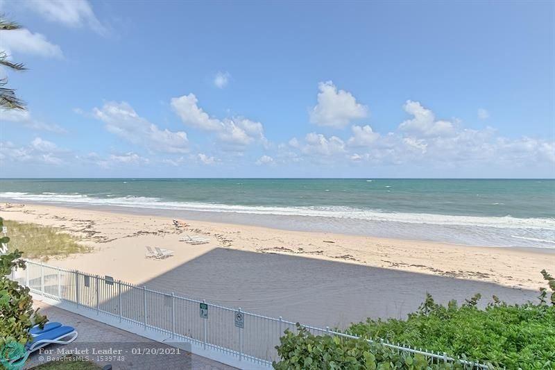 Photo of 4240 GALT OCEAN DR #1003, Fort Lauderdale, FL 33308 (MLS # F10267464)