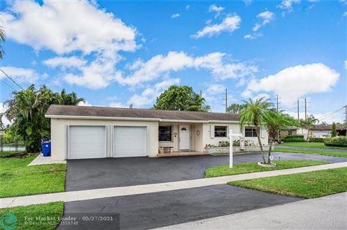Photo of 6724 NW 27th St, Margate, FL 33063 (MLS # F10285465)