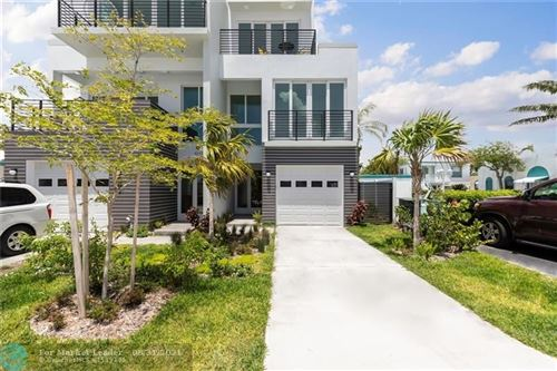 Photo of 4243 Bougainvilla Dr #2, Lauderdale By The Sea, FL 33308 (MLS # F10288465)