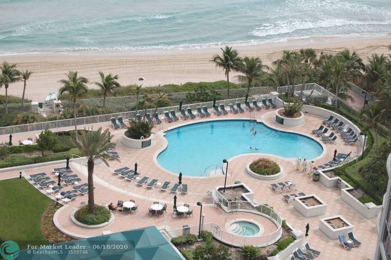Photo of 3200 N Ocean Blvd #801, Fort Lauderdale, FL 33308 (MLS # F10234465)