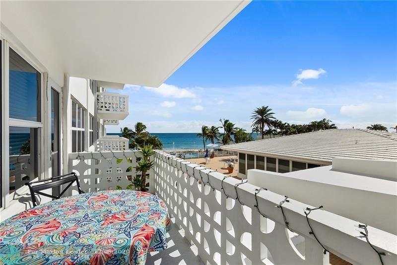 Photo of 4010 Galt Ocean Dr #207, Fort Lauderdale, FL 33308 (MLS # F10261465)