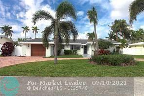 2465 NE 21st Ave, Lighthouse Point, FL 33064 - #: F10291465