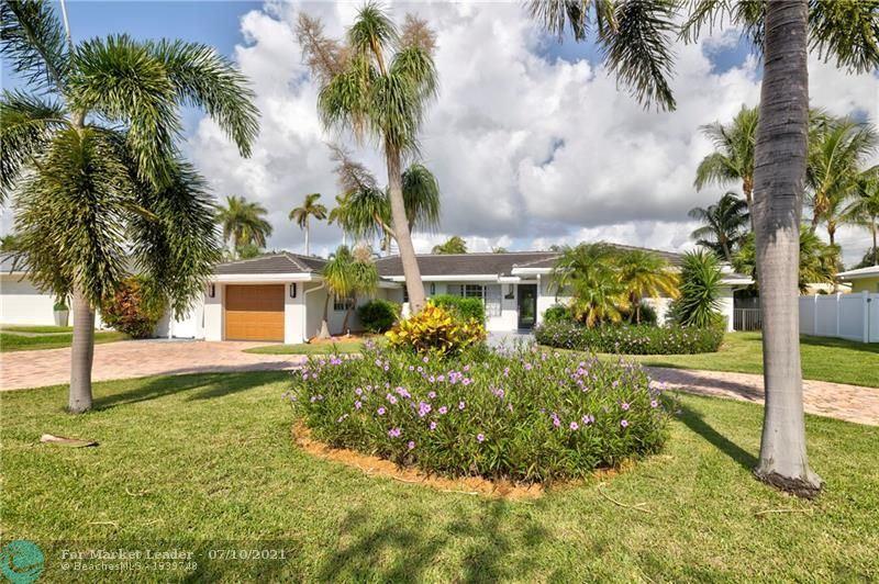 Photo of 2465 NE 21st Ave, Lighthouse Point, FL 33064 (MLS # F10291465)
