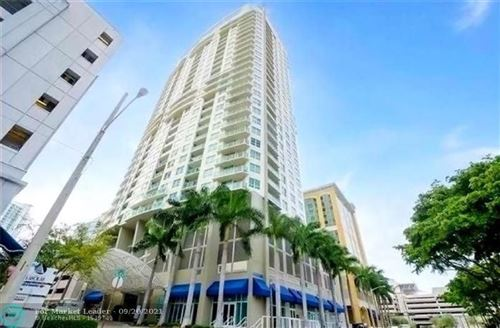 Photo of 350 SE 2nd St #2720, Fort Lauderdale, FL 33301 (MLS # F10301466)