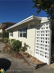 Photo of 5230 NE 14th Way #3, Fort Lauderdale, FL 33334 (MLS # F10193467)