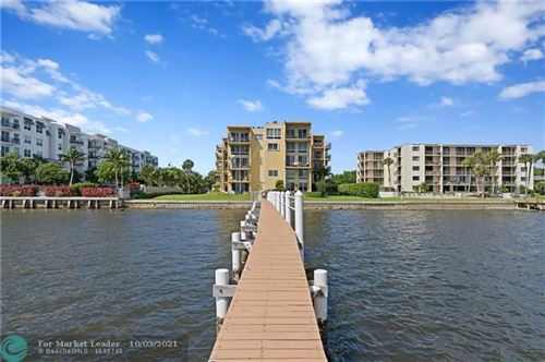 Photo of 1206 S Lake Dr #304, Lantana, FL 33462 (MLS # F10302468)