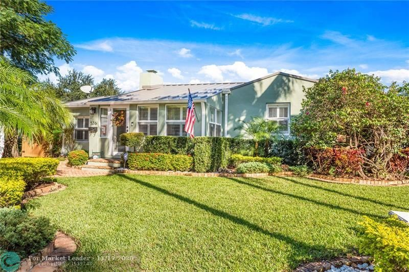 Photo of 536 NE 9th Ave, Fort Lauderdale, FL 33301 (MLS # F10258469)
