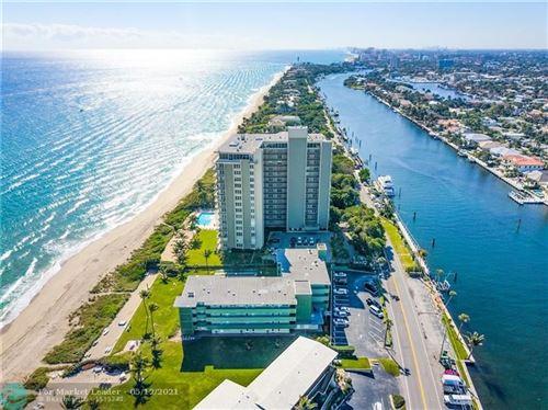 Photo of 1035 Hillsboro Mile #32, Hillsboro Beach, FL 33062 (MLS # F10261470)
