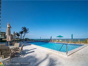 Photo of 1021 Hillsboro Mile #203, Hillsboro Beach, FL 33062 (MLS # F10196472)