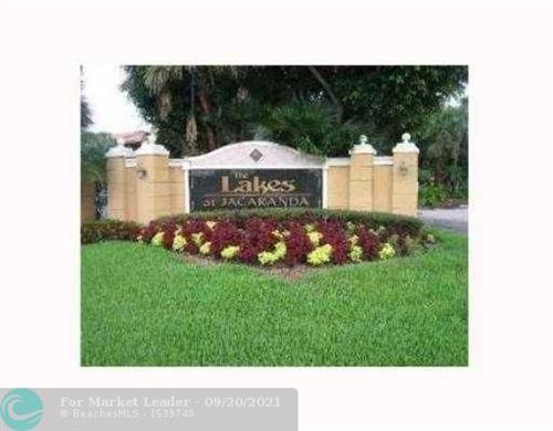 Photo of 10709 Cleary Blvd #308, Plantation, FL 33324 (MLS # F10301472)