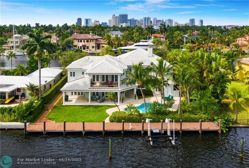 400 Isle Of Palms Dr, Fort Lauderdale, FL 33301 - #: F10256472