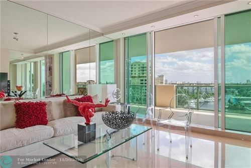 Photo of 411 N New River Dr E #902, Fort Lauderdale, FL 33301 (MLS # F10259473)