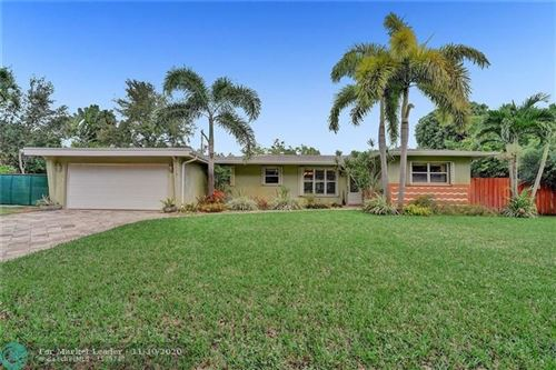 Photo of 5317 Myrtle Terrace, Plantation, FL 33317 (MLS # F10260473)
